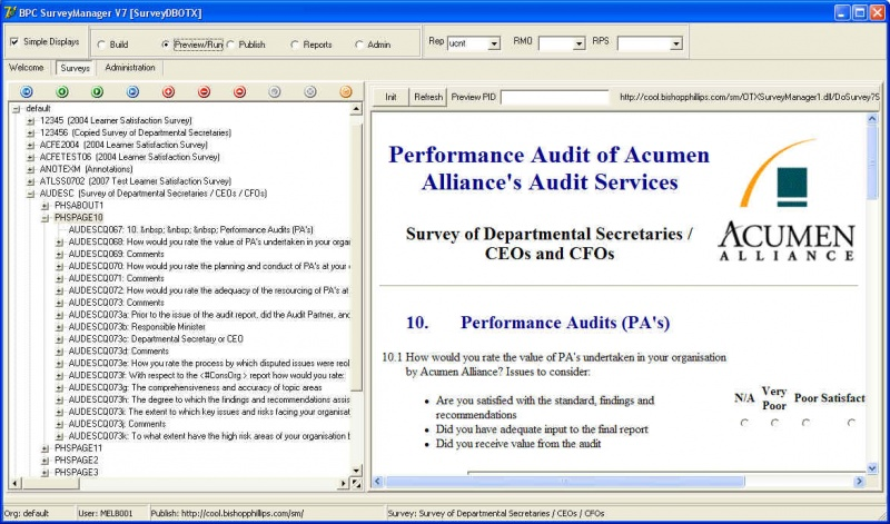 Image:BPCSurveyManager DTCV7 SurveyEdit Screen.jpg